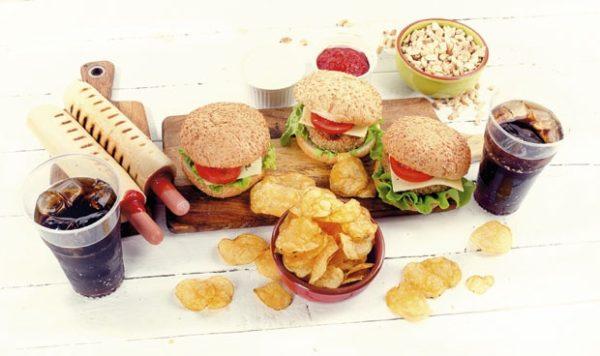 Zavisnost od nezdrave hrane