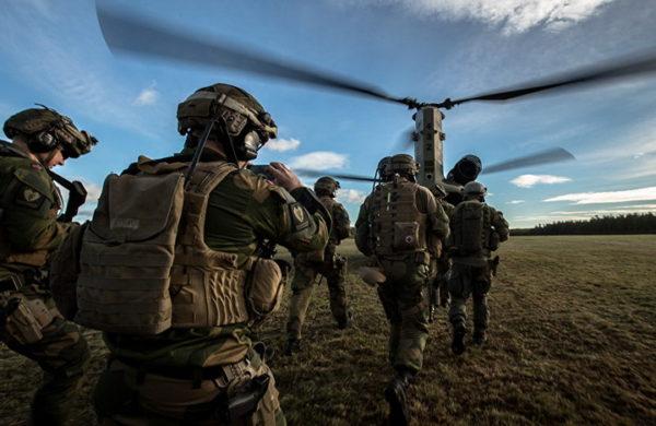 НАТО војска десеткована!