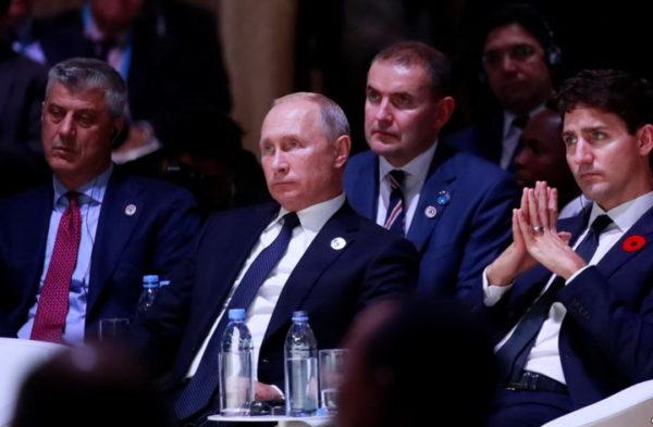 RAZOTKRIVENI – RASPORED SEDENJA U PARIZU je poruka za Putina! EVO ŠTA SE KRIJE IZA SVEGA
