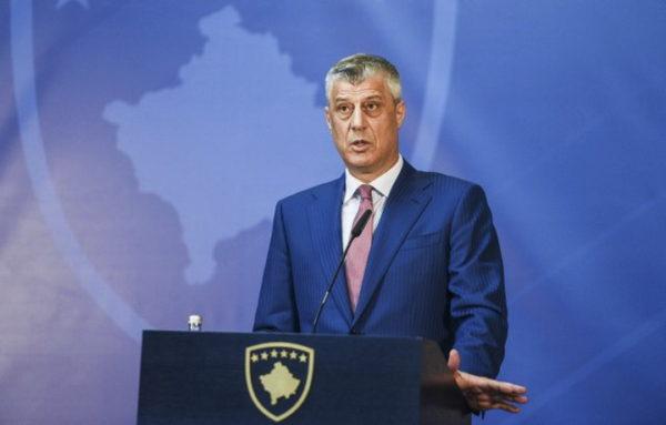 ТАЧИ: На Косову ће се створити РЕПУБЛИКА СРПСКА