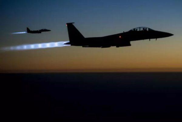 ЖЕСТОКА ИГРА: Руски ратни авиони нашли се очи у очи са америчким!