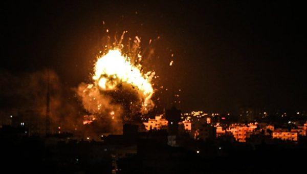 PAKLENA NOĆ: Rakete padale na Izrael – ŽESTOK ODGOVOR