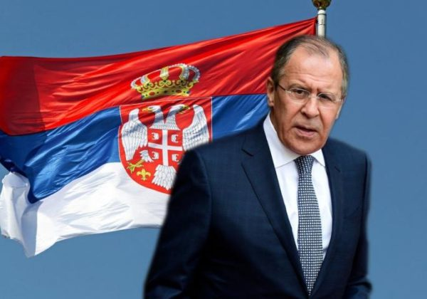 LAVROV PRENEO PORUKU SRBIJI OD PUTINA: Srbija je…