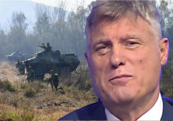 LAZANSKI SIGURAN: Ako Albanci krenu na sever, neka znaju – srpska armija je NAJMOĆNIJA! (VIDEO)