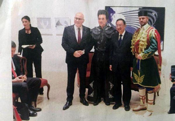 NOVO RUŽENJE ISTORIJE: Otvaranje našeg Kulturnog centra u Pekingu i optužbe crnogorske vlasti