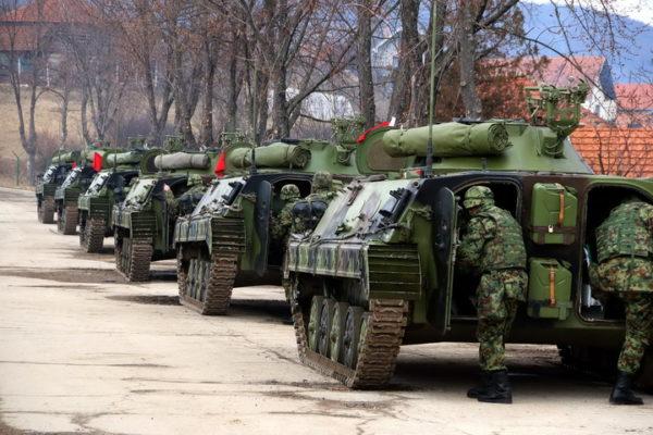 ПАНИКА КОД ШИПТАРА: Војска Србије на 30 км од Приштине!