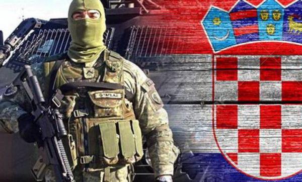 SAVEZNIŠTVO SRPSKIH NEPRIJATELJA: Hrvati isporučili vojnu opremu ŠIPTARIMA