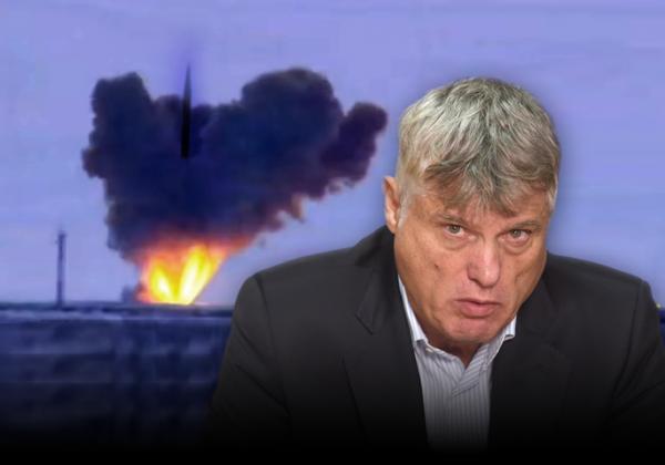 """LAZANSKI TVRDI: PUTINOV """"CIRKON"""" UZDRMAO PLANETU – Amerikanci ne mogu da ga obore!"""