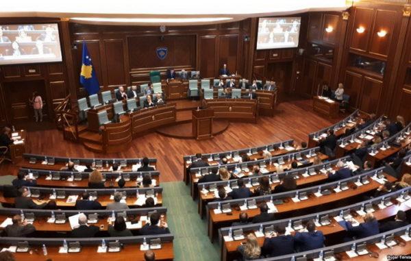 РАСПУШТЕН косовски парламент, на потезу Тачи