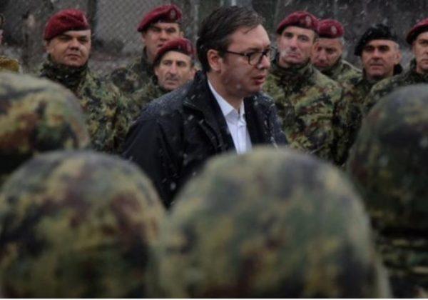 ВУЧИЋ ПОНОВИО: Србија не иде у НАТО