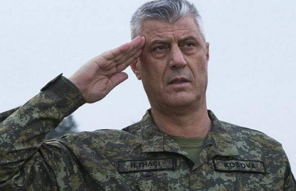 """TAČI PROVOCIRA SRBIJU: """"Opet bih ubijao Srbe"""""""