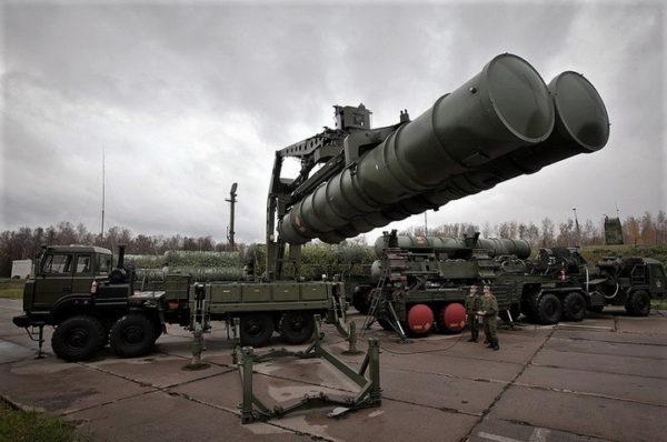 UZBUNA U MOSKVI: Ruske rakete S-400…