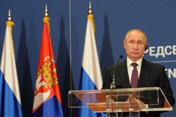 НАТО ОФИЦИР УПУТИО ШОКАНТАН ПРЕДЛОГ Путину у вези Србије!