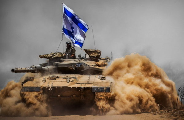 UDARNA VEST! IZRAEL MORA U NAPAD!