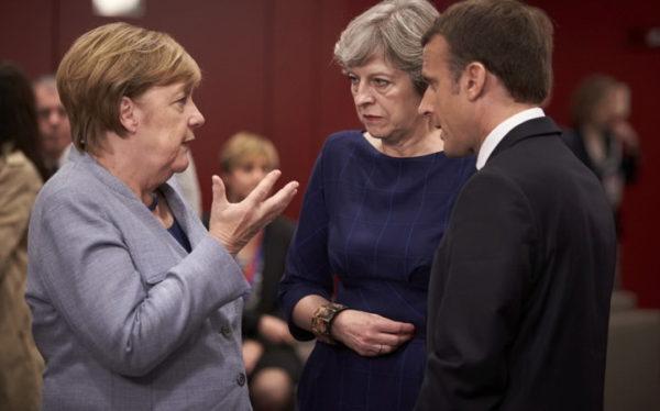 HAOS I PANIKA NA ZAPADU I U BRISELU: Tresu se tri ključne zemlje EU! EVO ŠTA SE DEŠAVA