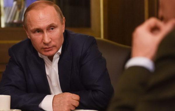 """PUTINOV INTERVJU """"ZAPALIO"""" SRBIJU: Srbija je Rusiji…"""