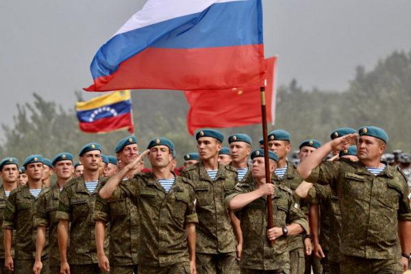 TRAMP U NEVERICI: Rusija poslala neverovatnu poruku iz Venecuele!