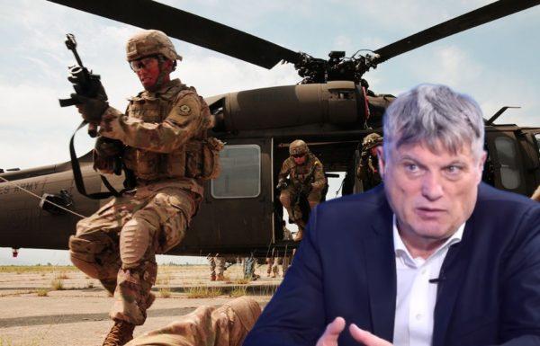 MIROSLAV LAZANSKI: Evo u kakvom stanju je američka vojska…