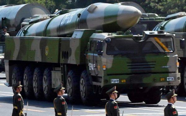 ПОСЛЕДЊЕ KИНЕСKО УПОЗОРЕЊЕ: Нове нуклеарне ракете ДФ-26 са дометом од 9.000 км ОKРЕНУТЕ ПРЕМА САД
