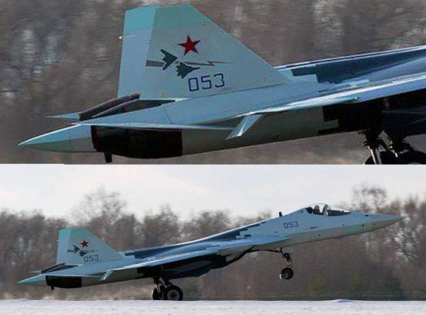 """NA PRAGU NOVE SENZACIJE: Šta predstavlja """"zagonetni"""" simbol na ruskom lovcu Su-57? (FOTO)"""