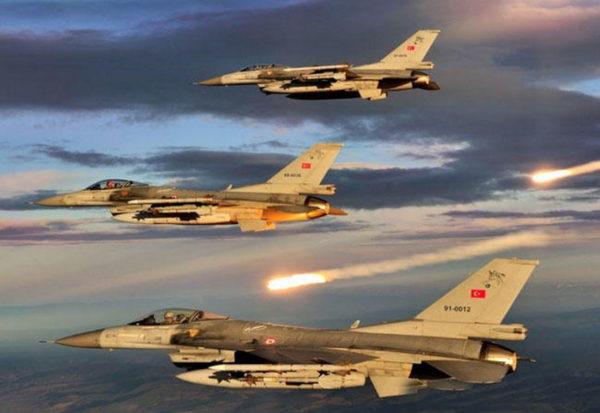 Турци послали НАОРУЖАНЕ војне авионе на Грчку, чека се реакција Атине!