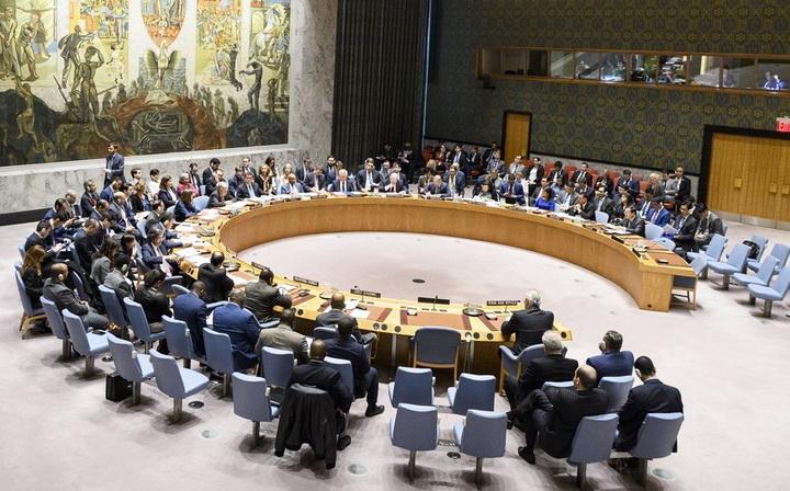 CIVILI GINU, a AMERIKA blokirala sednicu SB UN o IZRAELU I PALESTINI