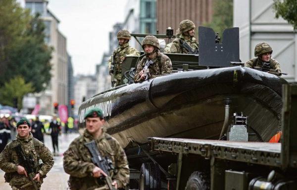 PANIKA! BRITANCI POKRENULI SPECIJALNU VOJNU OPERACIJU: Bunkeri otporni na NUKLEARNE UDARE PUNI SPECIJALACA!
