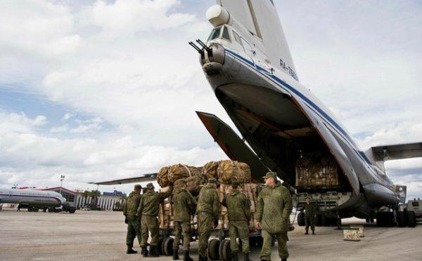 RUSKI AVIONI U VENECUELI! Evo zašto su ruski vojnici stigli u Karakas