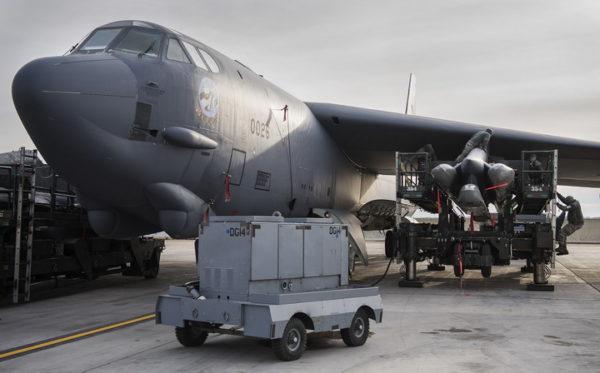 ČAK I SI-EN-EN PRIZNAO: Nuklearni bombarderi u Evropi – SIGNAL ZA RUSIJU