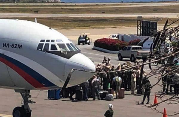 AMERIKA U ŠOKU – POTVRĐENO: Ruska vojska stigla u VENECUELU!
