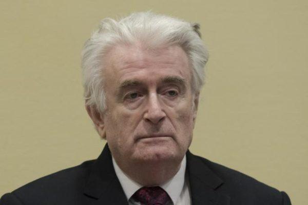 PRVI KORAK KA UBISTVU: Radovan Karadžić osuđen na kaznu samice do kraja života!