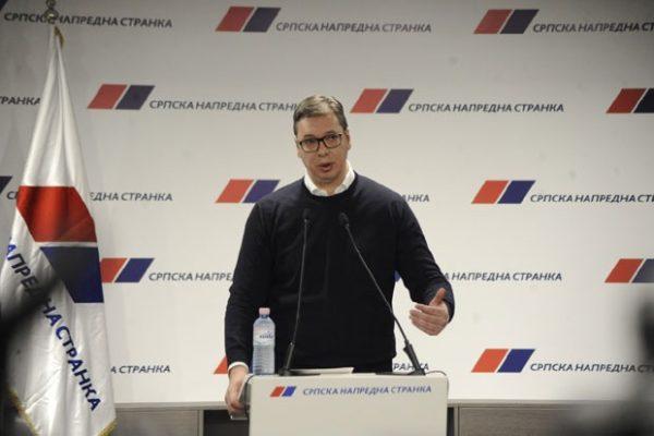 ZAVRŠENA SEDNICA SNS: Vučić doneo odluku o izborima!