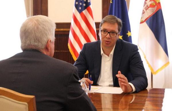VUČIĆ ŠOKIRAO SRPSKU JAVNOST: Postavio pitanje Americi koje prethodni predsednici nisu smeli!