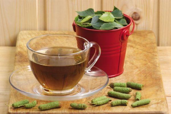Tradicionalna medicina: Lekoviti čajevi breze