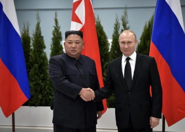 ZAVRŠEN DUGO OČEKIVANI SASTANAK: Putin otkrio o čemu je razgovarao sa Kim Džong Unom