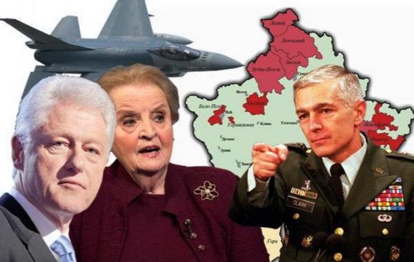 OTKRIVENO! Evo zašto su Amerikanci 1999. PRIZNALI DA JE KOSOVO DEO SRBIJE!