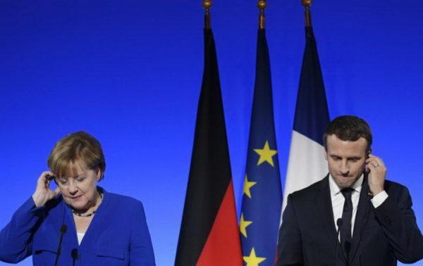 ЦЕЛА ЕВРОПА У ШОКУ: Шта то раде лидери ЕУ и САД у рату против РУСИЈЕ?