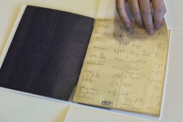 Дуго скривена Кафкина дела близу откривања