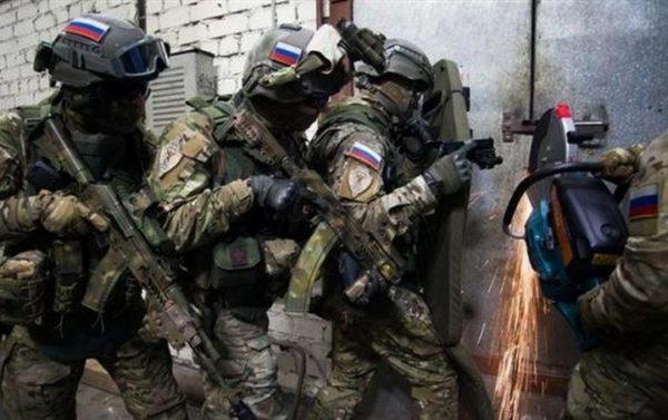 ОВАКО ТО РАДЕ РУСИ: Путинова војска извела специјалну акцију против терориста! (ВИДЕО)