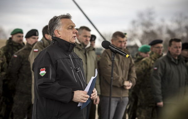 ORBAN ŠOKIRAO EVROPU: Tražio da se Mađarskoj pripoji…