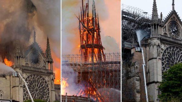 POZNATI ARHITEKT ŠOKIRAO TVRDNJOM: Neko se mnogo potrudio da upali katedralu Notr Dam, stari hrast ne gori tako…