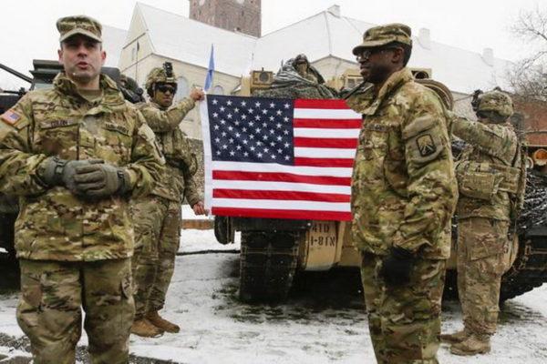 МОЖЕ ДОЋИ ДО ВЕЛИКОГ КРВОПРОЛИЋА: Русија реаговала на слање америчке војске на Блиски сток