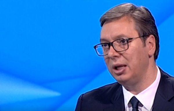 ВУЧИЋ О ЈАСНОЈ ПОРУЦИ БРИСЕЛА: ЕУ неће Србију без решења косовског проблема