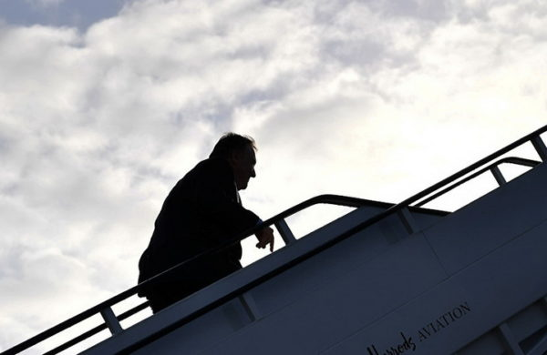 ŠOK U VAŠINGTONU: Papa odbio da primi Pompea – VATIKAN LJUT