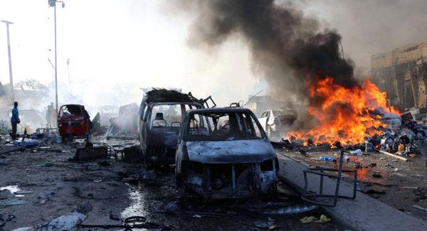 DAČIĆ u blizini bombaškog napada u Somaliji