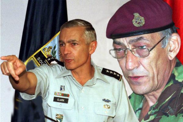 ПРИЗНАЊЕ – НАТО ГЕНЕРАЛ МАЈKЛ ЏЕKСОН ОТKРИО: Весли Kларк због Kосова умало изазвао трећи светски рат