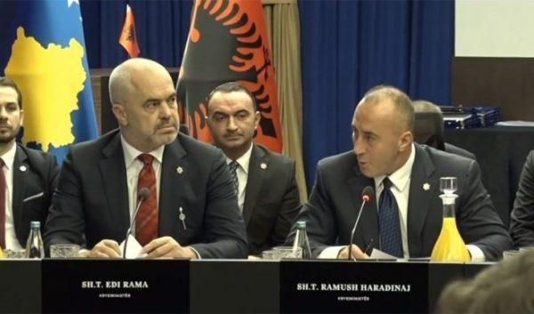 PUKLA TIKVA MEĐU ALBANCIMA! Haradinaj preti Rami uvođenjem taksi od 100 odsto!