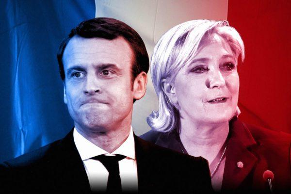 IZBORI U FRANCUSKOJ: Makron ispod cenzusa, Marin le Pen jača