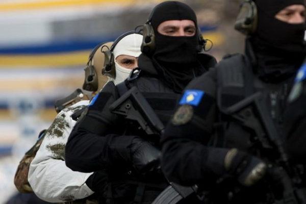 KADRI VESELJI PRIPREMA NAPAD: Policijske snage raspoređene, čeka se znak za napad na Srbiju?!