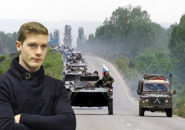"""""""РУСИ СЕ ИЗВИЊАВАЈУ ШТО НИСУ БИЛИ ВИШЕ УЗ НАС!"""" Русија на ногама због """"Балканске међе""""!"""